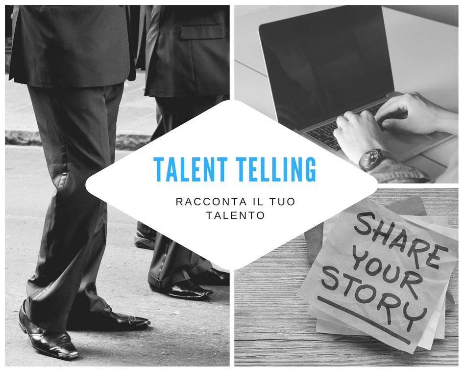 tecniche di talent telling con stand out agency