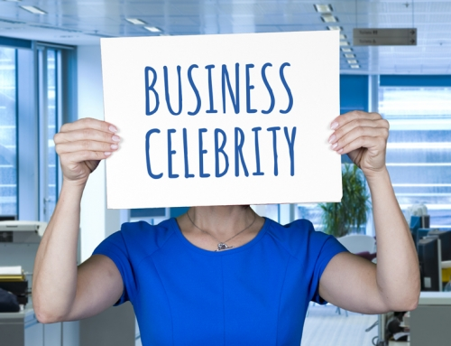COME SI DIVENTA UNA BUSINESS CELEBRITY?