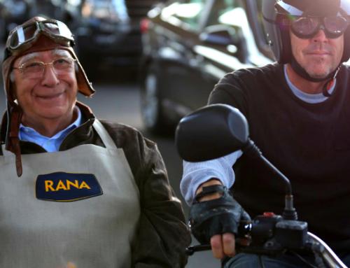 Giovanni Rana, ravioli e personal branding