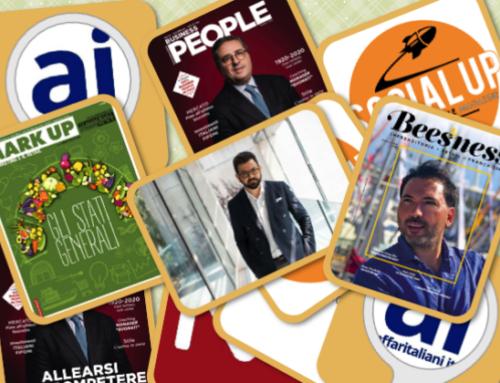 Scrivono di noi – Il cofanetto delle interviste a Gianluca Lo Stimolo